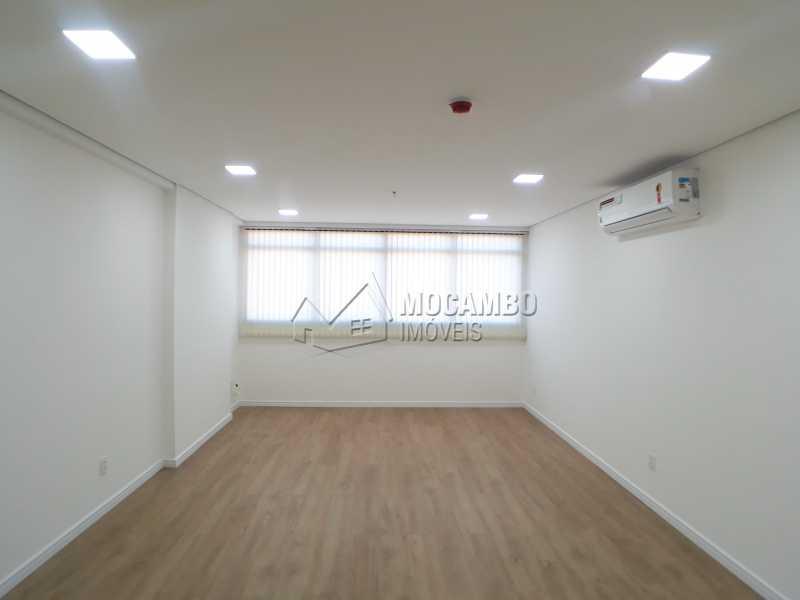 Sala - Sala Comercial Condomínio Edifício Praxx Itatiba, Itatiba, Vila Brasileira, SP Para Alugar, 36m² - FCSL00197 - 3