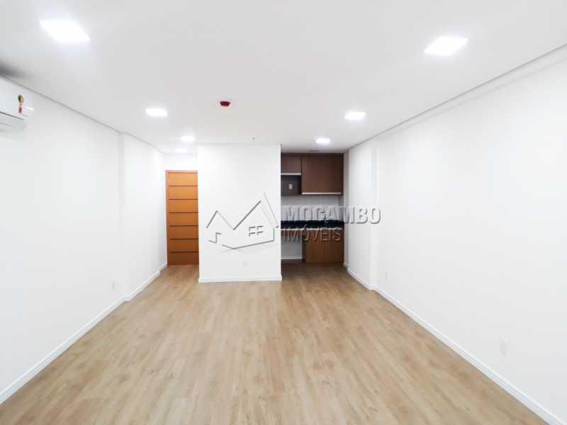 Sala - Sala Comercial Condomínio Edifício Praxx Itatiba, Itatiba, Vila Brasileira, SP Para Alugar, 36m² - FCSL00197 - 1