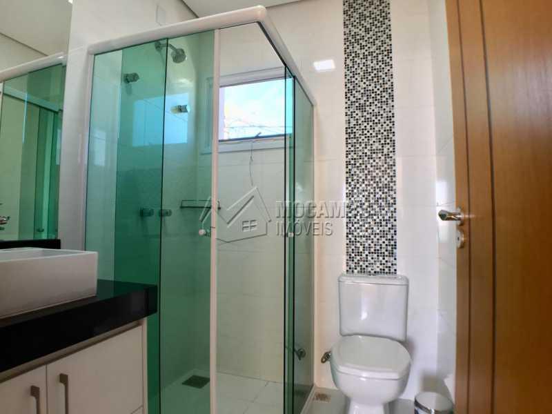 Banheiro suíte - Casa em Condomínio 4 quartos para alugar Itatiba,SP - R$ 5.700 - FCCN40134 - 17