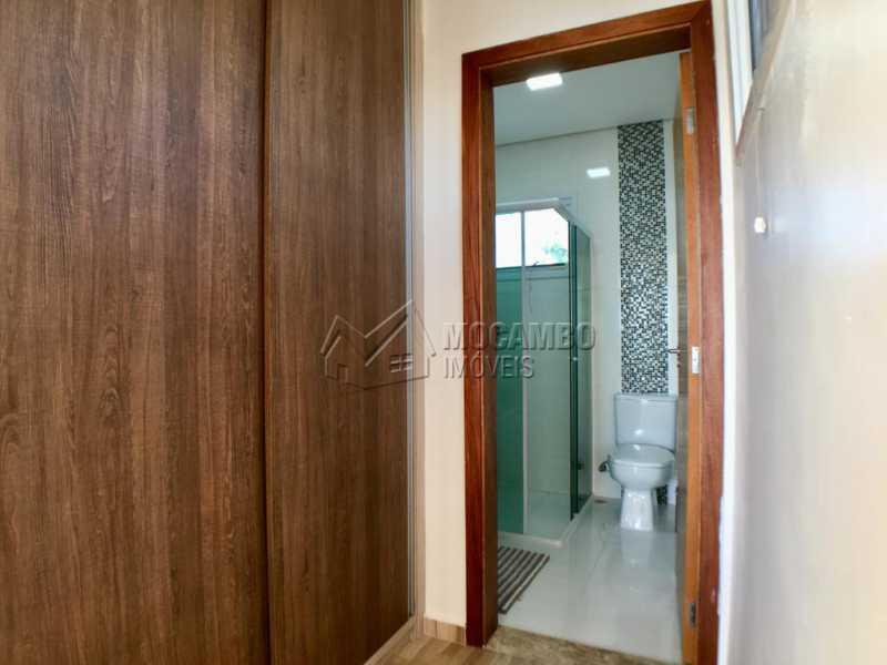 Armário suíte - Casa em Condomínio 4 quartos para alugar Itatiba,SP - R$ 5.700 - FCCN40134 - 16