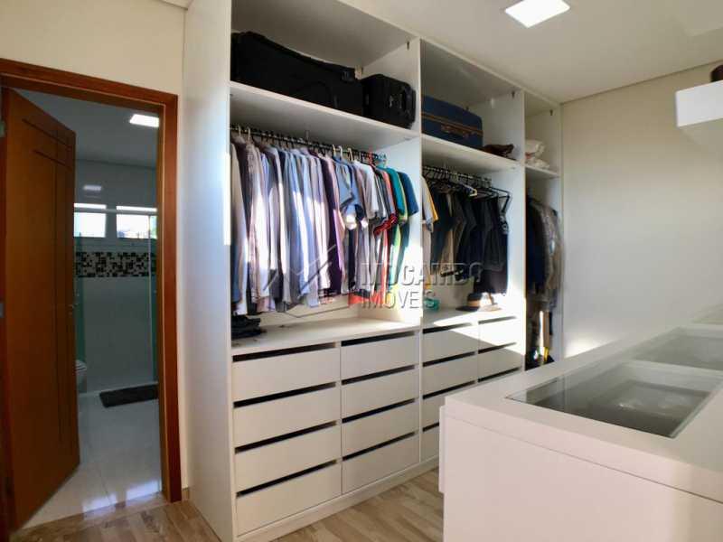 Closet - Casa em Condomínio 4 quartos para alugar Itatiba,SP - R$ 5.700 - FCCN40134 - 24