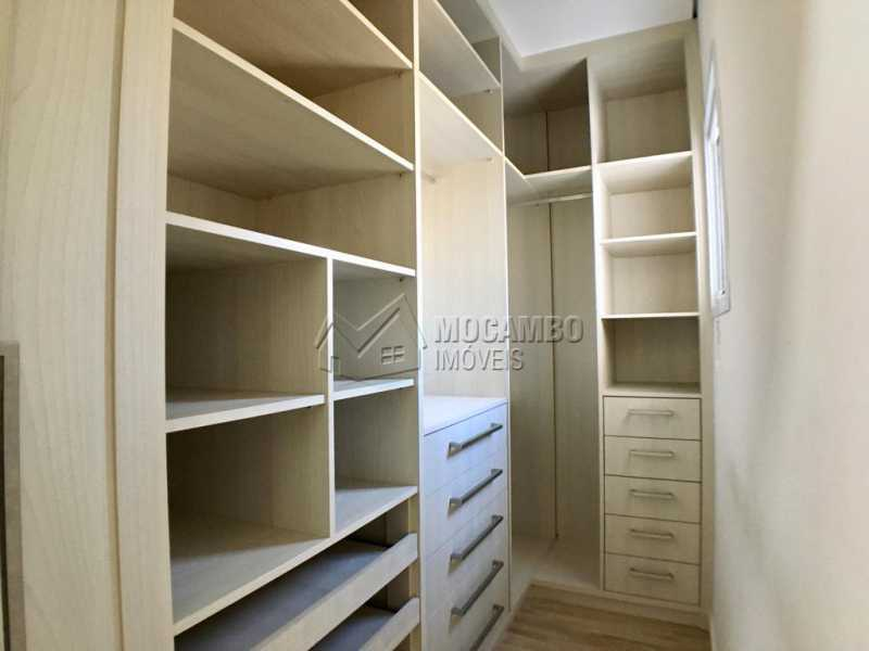 Closet - Casa em Condomínio 4 quartos para alugar Itatiba,SP - R$ 5.700 - FCCN40134 - 21