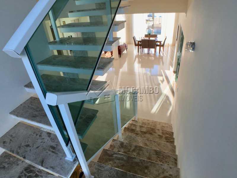 Escada - Casa em Condomínio 4 quartos para alugar Itatiba,SP - R$ 5.700 - FCCN40134 - 13