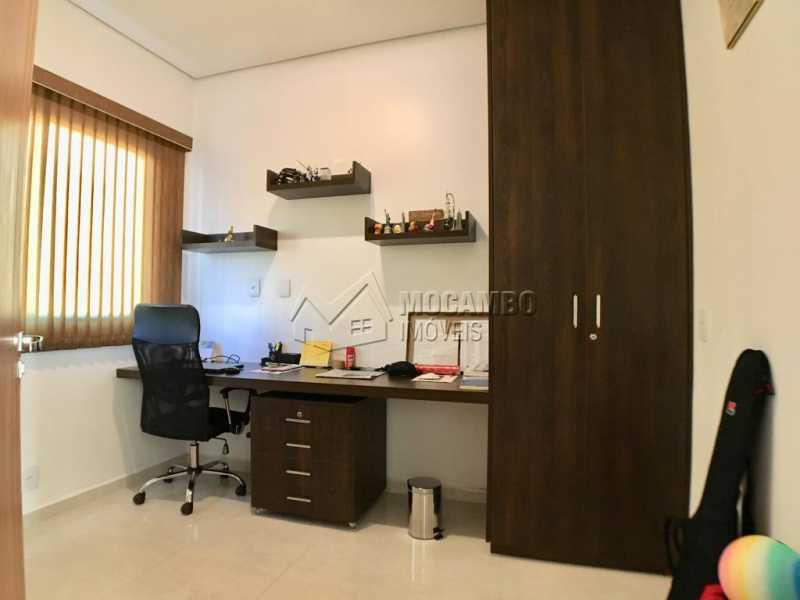 Escritório - Casa em Condomínio 4 quartos para alugar Itatiba,SP - R$ 5.700 - FCCN40134 - 9