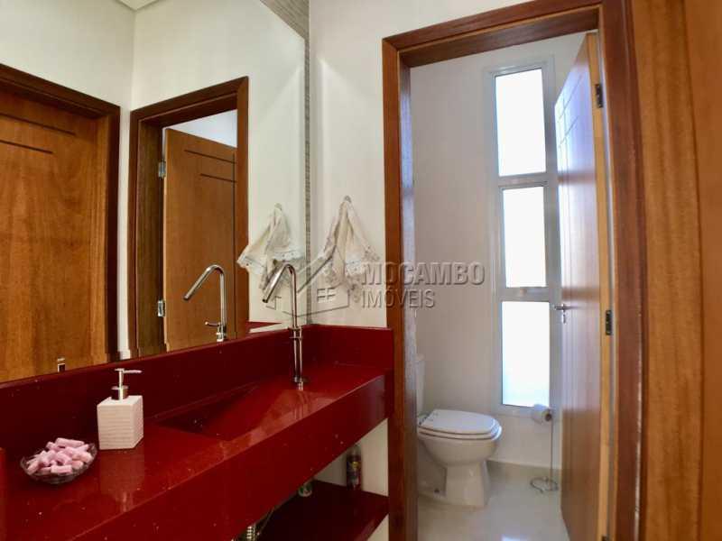 Lavabo - Casa em Condomínio 4 quartos para alugar Itatiba,SP - R$ 5.700 - FCCN40134 - 8