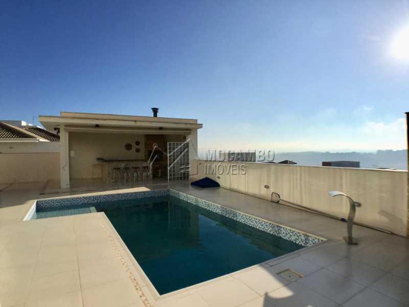 Piscina - Casa em Condomínio 4 quartos para alugar Itatiba,SP - R$ 5.700 - FCCN40134 - 28