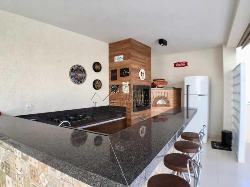 Área gourmet - Casa em Condomínio 4 quartos para alugar Itatiba,SP - R$ 5.700 - FCCN40134 - 30