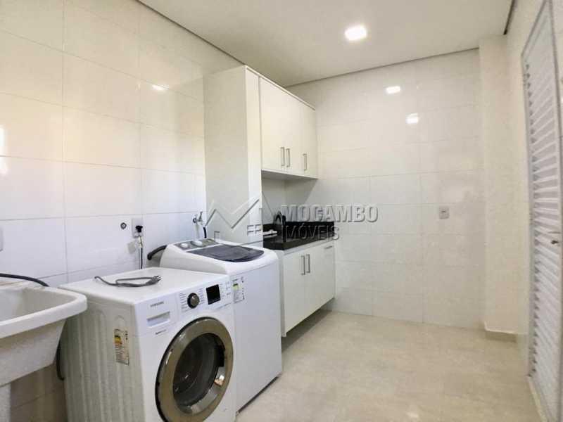 Lavanderia - Casa em Condomínio 4 quartos para alugar Itatiba,SP - R$ 5.700 - FCCN40134 - 12