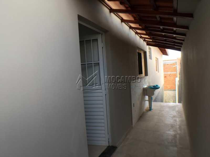 Corredor  - Casa À Venda - Itatiba - SP - Jardim Novo Horizonte - FCCA21192 - 8