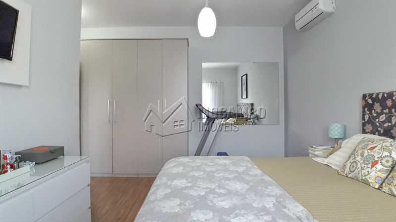 Suíte - Casa em Condomínio 4 quartos à venda Itatiba,SP - R$ 1.200.000 - FCCN40135 - 9
