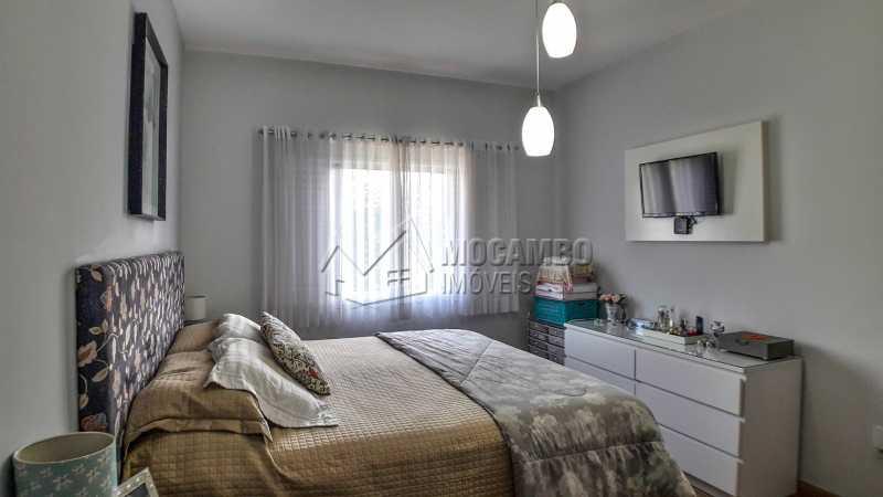 Suíte - Casa em Condomínio 4 quartos à venda Itatiba,SP - R$ 1.200.000 - FCCN40135 - 8