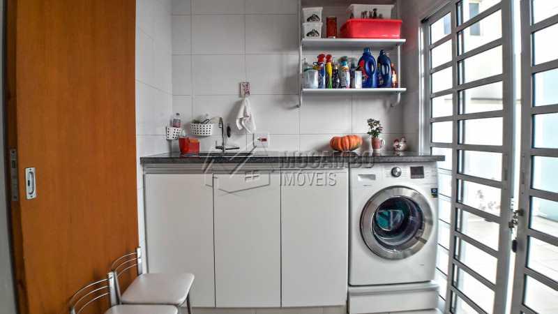 Lavanderia - Casa em Condomínio 4 quartos à venda Itatiba,SP - R$ 1.200.000 - FCCN40135 - 18