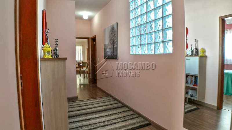 Hall - Casa em Condomínio 4 quartos à venda Itatiba,SP - R$ 1.200.000 - FCCN40135 - 7