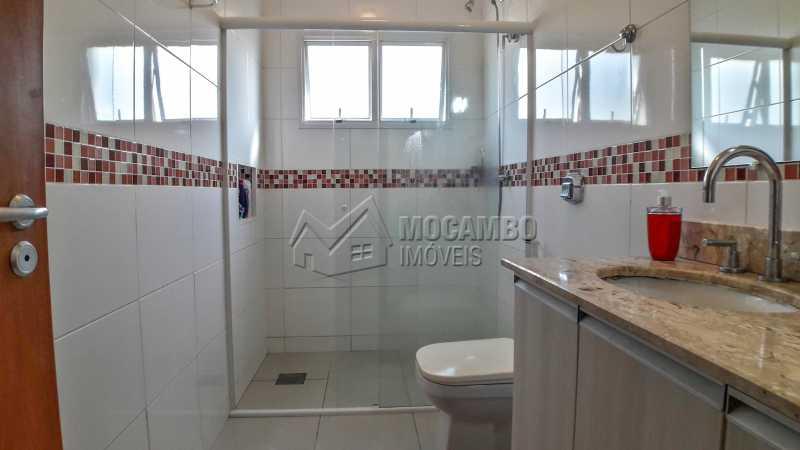 Banheiro Social - Casa em Condomínio 4 quartos à venda Itatiba,SP - R$ 1.200.000 - FCCN40135 - 15