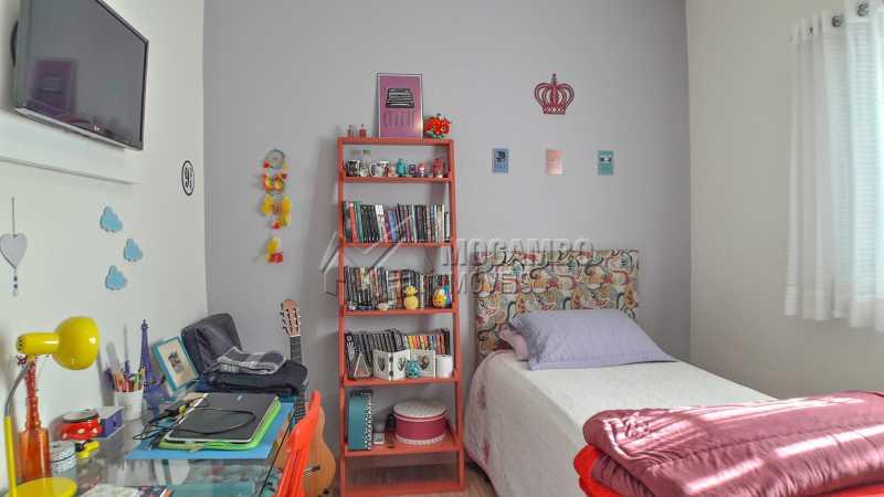 Dormitório 01 - Casa em Condomínio 4 quartos à venda Itatiba,SP - R$ 1.200.000 - FCCN40135 - 13