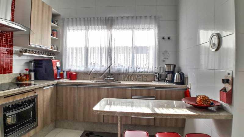 Cozinha - Casa em Condomínio 4 quartos à venda Itatiba,SP - R$ 1.200.000 - FCCN40135 - 17