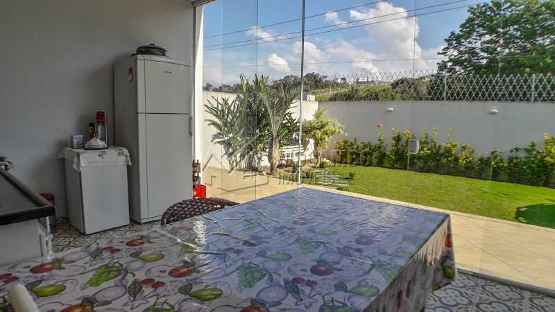 Salão de Festa - Casa em Condomínio 4 quartos à venda Itatiba,SP - R$ 1.200.000 - FCCN40135 - 21