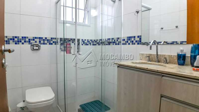 Banheiro Suíte - Casa em Condomínio 4 quartos à venda Itatiba,SP - R$ 1.200.000 - FCCN40135 - 12