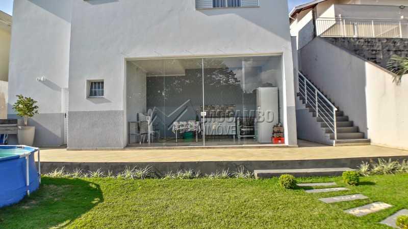 Salão de Festa - Casa em Condomínio 4 quartos à venda Itatiba,SP - R$ 1.200.000 - FCCN40135 - 19