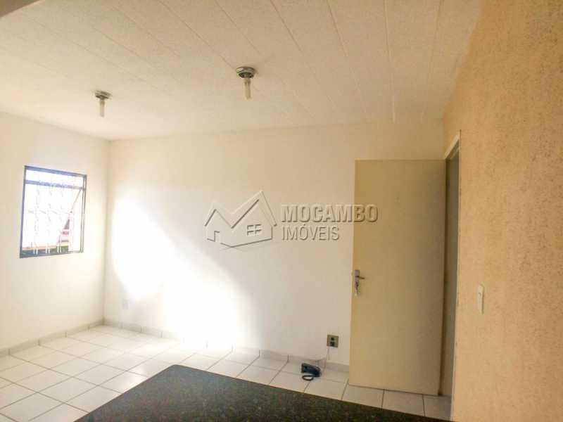 Sala - Apartamento 3 quartos à venda Itatiba,SP - R$ 175.000 - FCAP30496 - 4