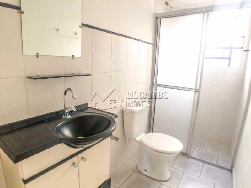 Banheiro - Apartamento 3 quartos à venda Itatiba,SP - R$ 175.000 - FCAP30496 - 13