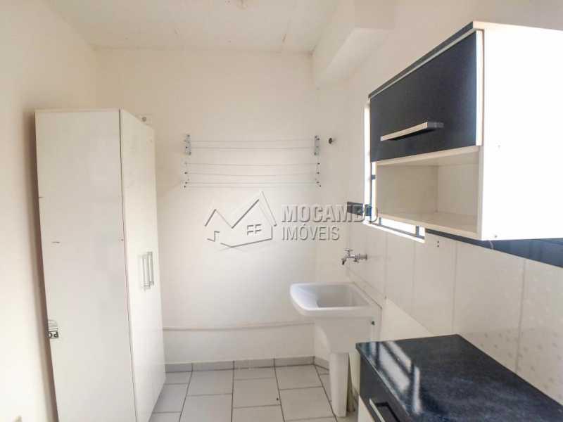 Lavanderia - Apartamento 3 quartos à venda Itatiba,SP - R$ 175.000 - FCAP30496 - 8