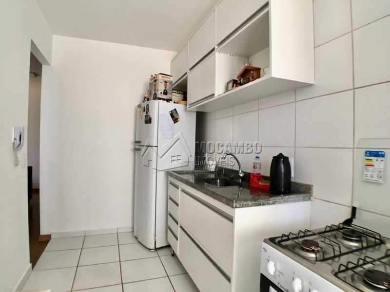 Cozinha - Apartamento 2 quartos à venda Itatiba,SP - R$ 240.000 - FCAP20939 - 7