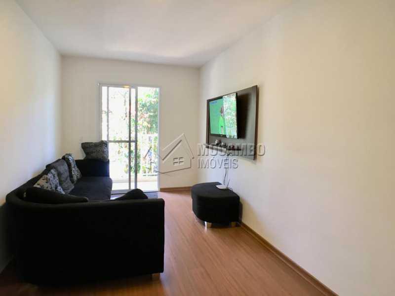 Sala de tv - Apartamento 2 quartos à venda Itatiba,SP - R$ 240.000 - FCAP20939 - 4