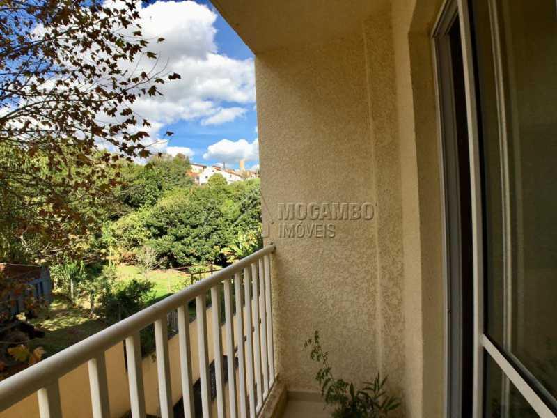 Varanda - Apartamento 2 quartos à venda Itatiba,SP - R$ 240.000 - FCAP20939 - 6