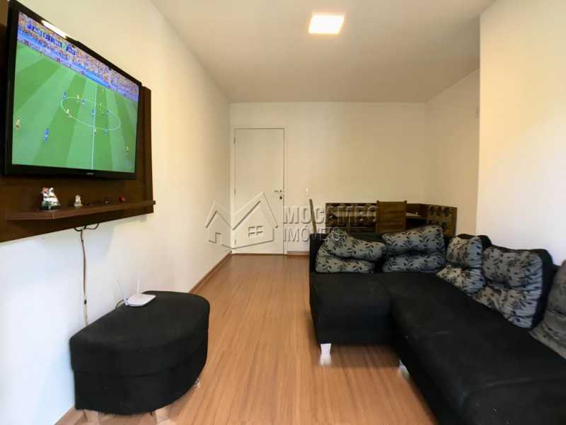 Sala de tv - Apartamento 2 quartos à venda Itatiba,SP - R$ 240.000 - FCAP20939 - 3