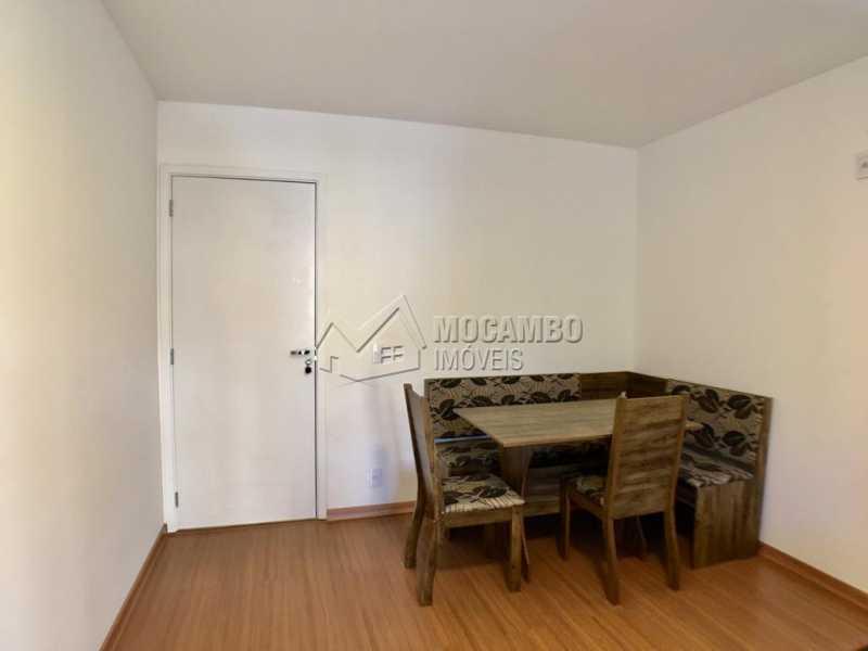 Sala de jantar - Apartamento 2 quartos à venda Itatiba,SP - R$ 240.000 - FCAP20939 - 5