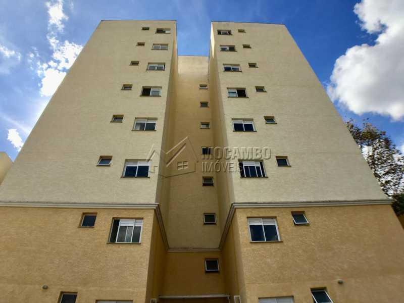 Fachada - Apartamento 2 quartos à venda Itatiba,SP - R$ 240.000 - FCAP20939 - 9