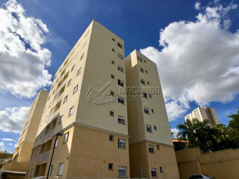 Fachada - Apartamento 2 quartos à venda Itatiba,SP - R$ 240.000 - FCAP20939 - 10
