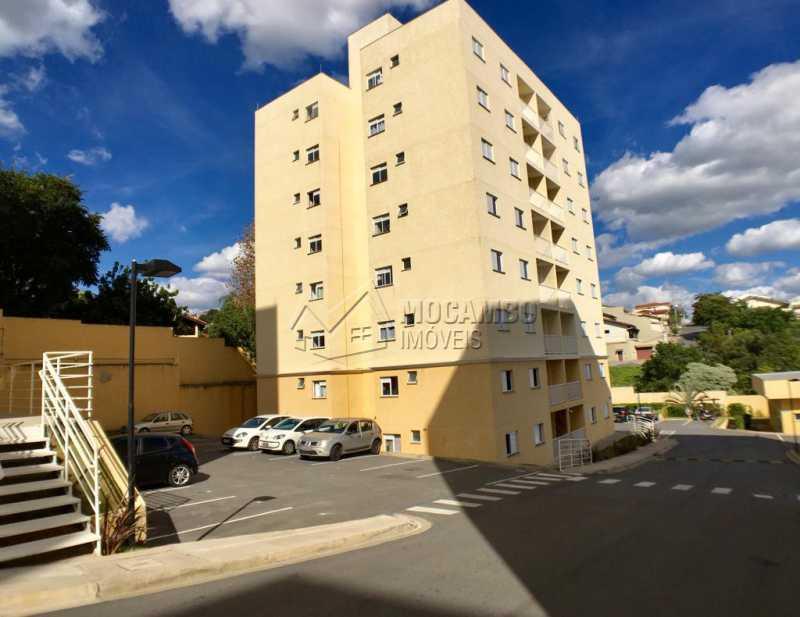Fachada - Apartamento 2 quartos à venda Itatiba,SP - R$ 240.000 - FCAP20939 - 1