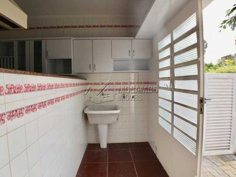 Lavanderia  - Casa em Condomínio 3 quartos à venda Itatiba,SP - R$ 1.090.000 - FCCN30400 - 6