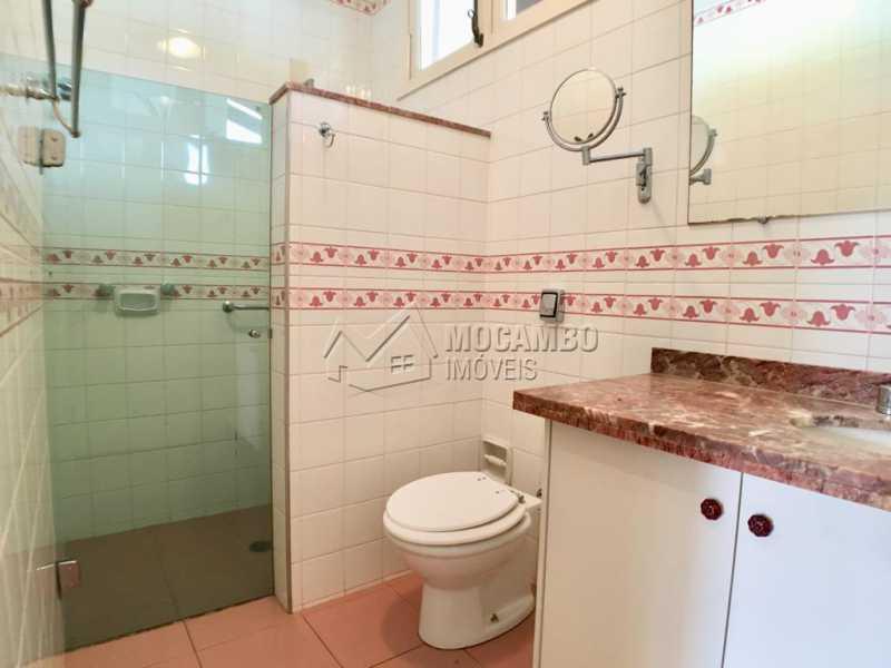 Banheiro social - Casa em Condomínio 3 quartos à venda Itatiba,SP - R$ 1.090.000 - FCCN30400 - 10