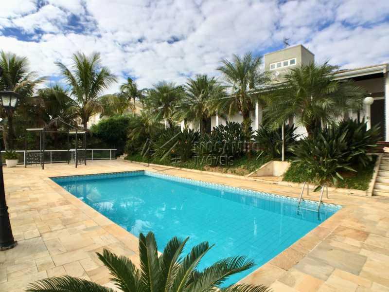 Área externa - Casa em Condomínio 3 quartos à venda Itatiba,SP - R$ 1.090.000 - FCCN30400 - 1