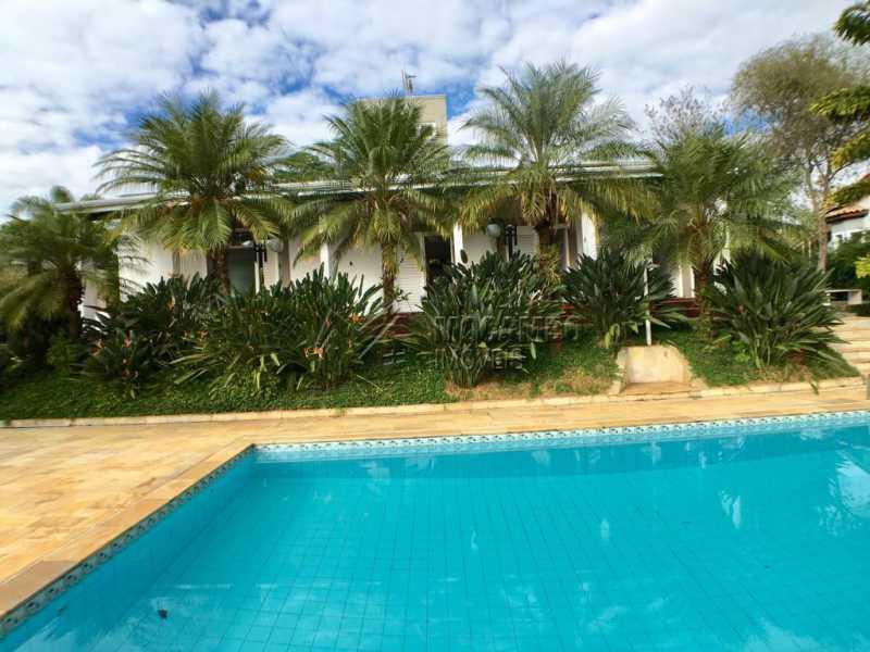 Área externa - Casa em Condomínio 3 quartos à venda Itatiba,SP - R$ 1.090.000 - FCCN30400 - 17