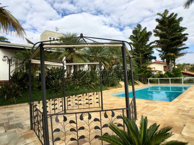 Área externa - Casa em Condomínio 3 quartos à venda Itatiba,SP - R$ 1.090.000 - FCCN30400 - 18