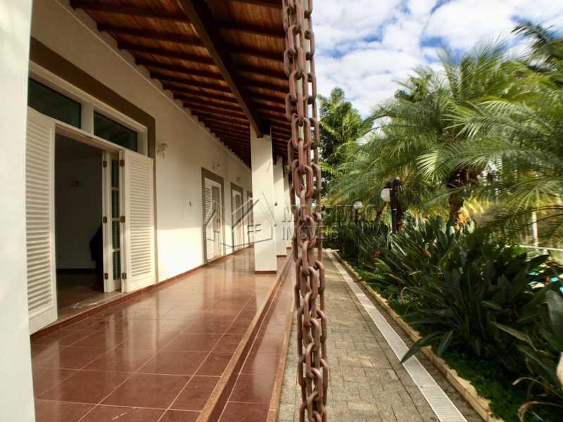 Varanda - Casa em Condomínio 3 quartos à venda Itatiba,SP - R$ 1.090.000 - FCCN30400 - 15