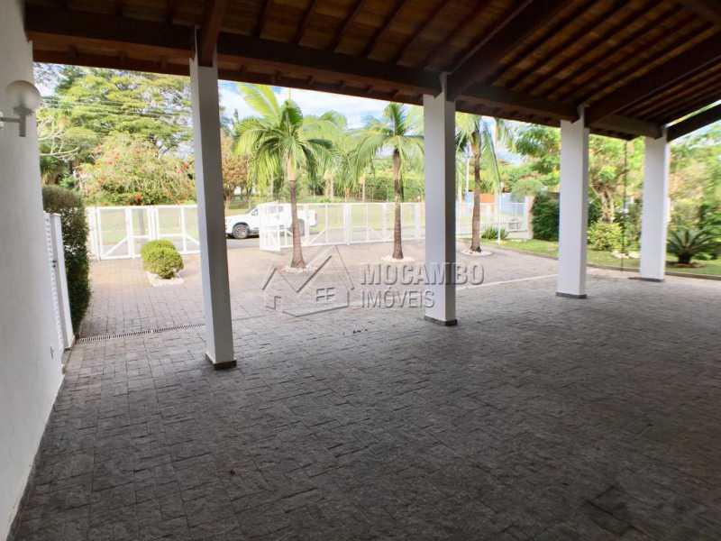Garagem - Casa em Condomínio 3 quartos à venda Itatiba,SP - R$ 1.090.000 - FCCN30400 - 21