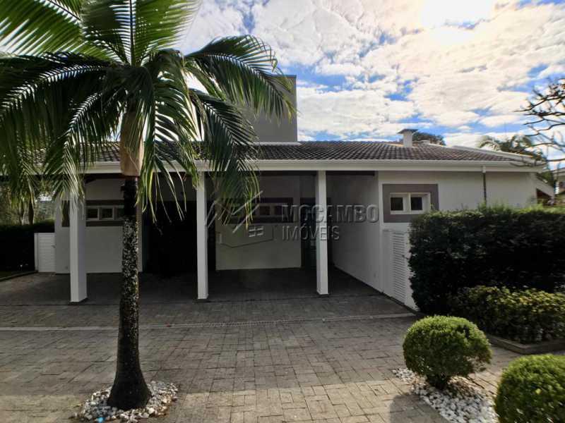 Fachada - Casa em Condomínio 3 quartos à venda Itatiba,SP - R$ 1.090.000 - FCCN30400 - 24
