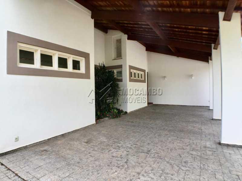 Garagem - Casa em Condomínio 3 quartos à venda Itatiba,SP - R$ 1.090.000 - FCCN30400 - 25