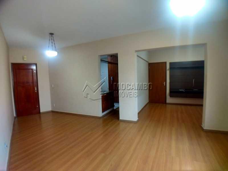 Sala - Apartamento Para Alugar - Itatiba - SP - Vila Penteado - FCAP20942 - 1
