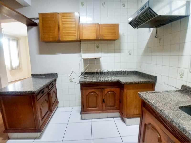 Cozinha - Apartamento Para Alugar - Itatiba - SP - Vila Penteado - FCAP20942 - 7