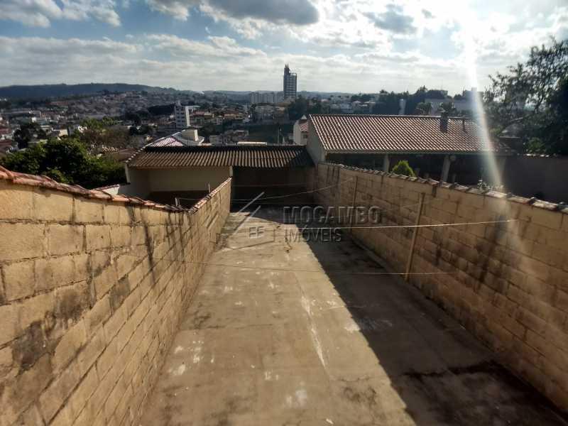 Quintal - Casa Para Alugar - Itatiba - SP - Jardim Tereza - FCCA31224 - 14