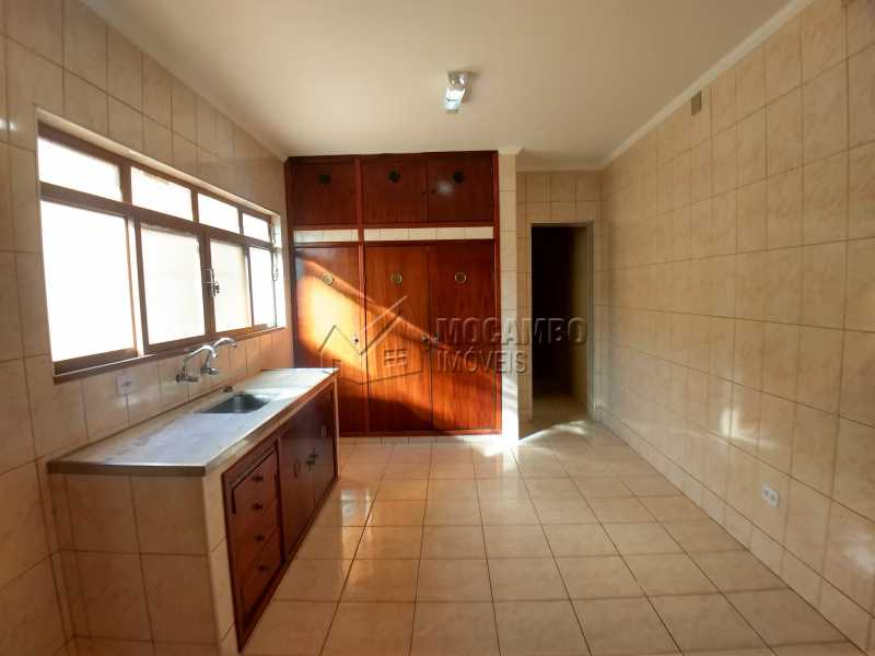 Quintal - Casa Para Alugar - Itatiba - SP - Jardim Tereza - FCCA31224 - 5