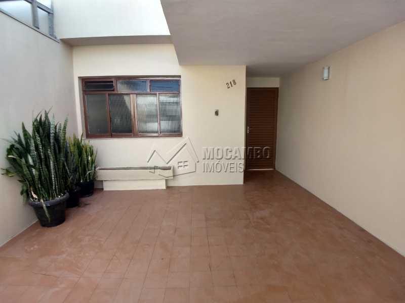 Garagem - Casa Para Alugar - Itatiba - SP - Jardim Tereza - FCCA31224 - 1