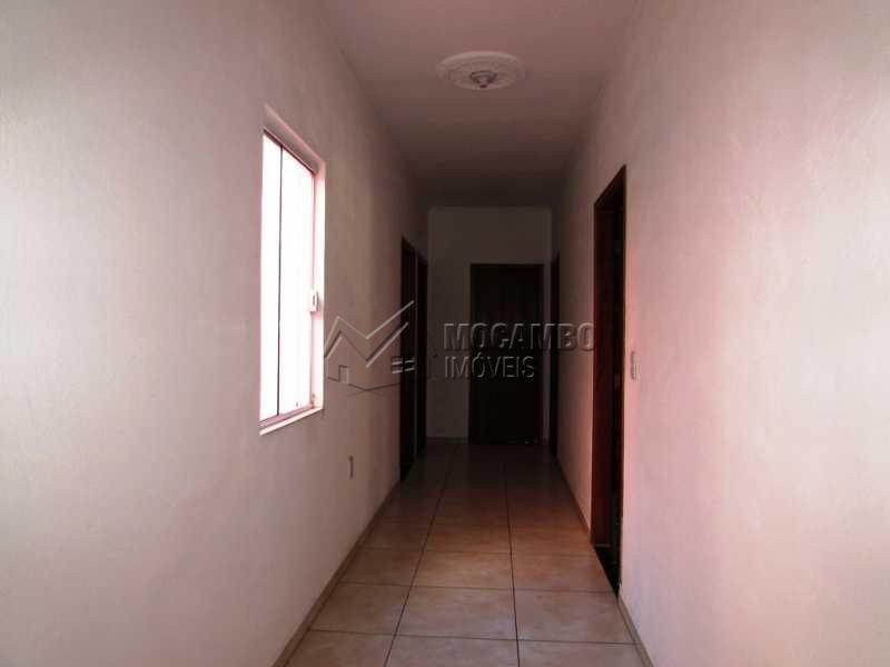 Corredor - Chácara 1053m² à venda Itatiba,SP Centro - R$ 1.800.000 - CH30001 - 8