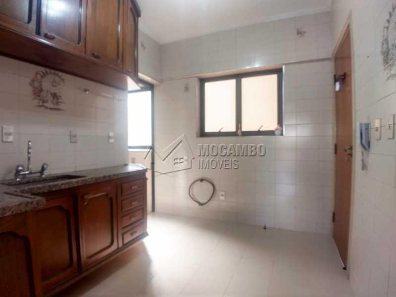Cozinha - Apartamento 3 quartos para venda e aluguel Itatiba,SP - R$ 1.500 - FCAP30497 - 5